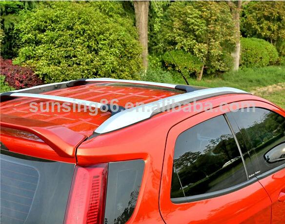 aluminium galerie de toit auto pi ces accessoires de voiture pour ford ecosport barres de toit d. Black Bedroom Furniture Sets. Home Design Ideas