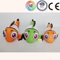 Lovely Plush Stuffed Clown Fish toy/Sea Animals Plush