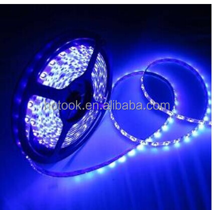 5M Non-waterproof SMD 5050 UV Purple Black Light LED Rope Lights 300 LED Tapes