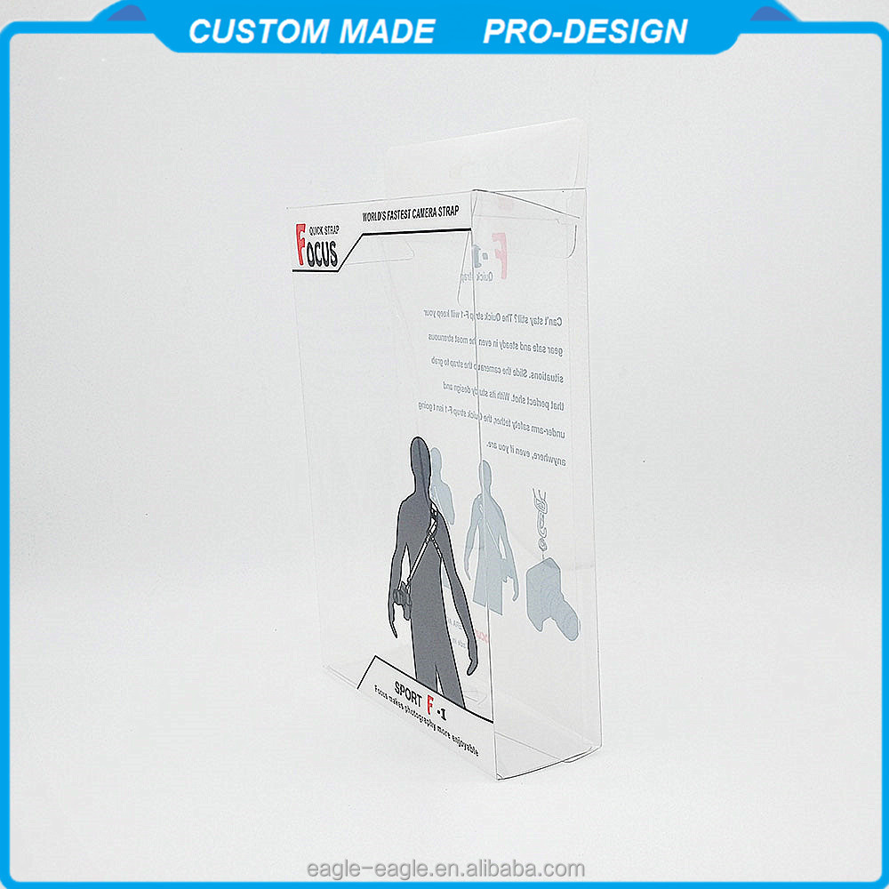 New on market custom made baseball cap packaging box