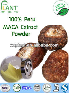 100% Peru Maca Extract Powder for men sexual health