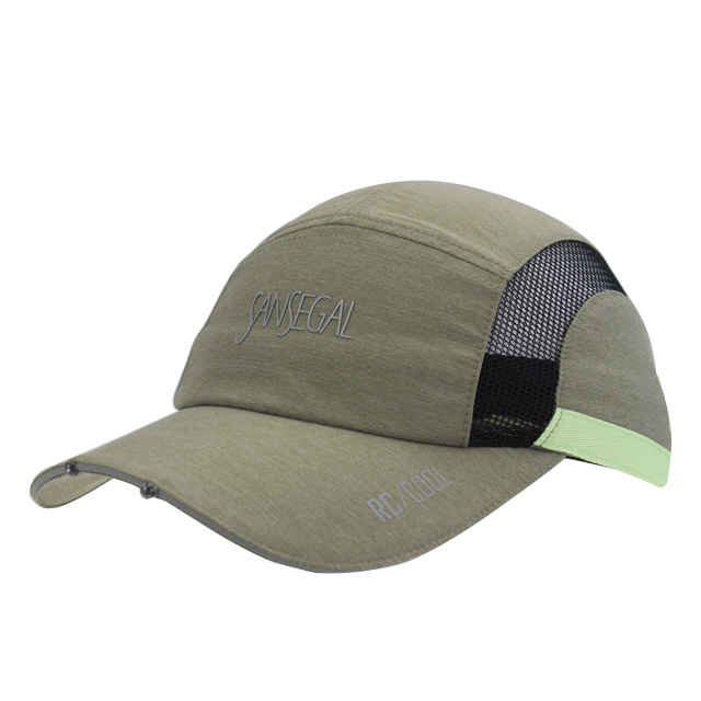Cheap Custom Light Weight and Breathable City Sports Cap for Summer