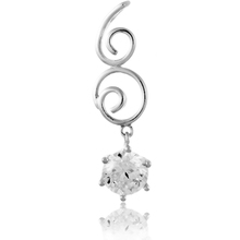 Good Price Stock Chandelier Pendant Design 1 gram Silver bullion Jewelry