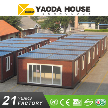 21 years factory prefab container show room buy factory for Where to buy container homes