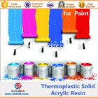 Metal [ Resin Road ] Solid Thermoplastic Acrylic Resin For Road Paint Metal Plastic Coatings Printing Ink