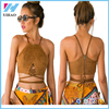 wholesale fitness apparel manufacturers clothing woman casual western style women crop tops sexy girl without dress