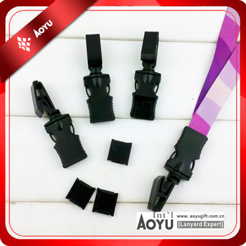 promotional cheap plastic clip/snap hook wholesale -FAST RESPONSE(have different sizes)