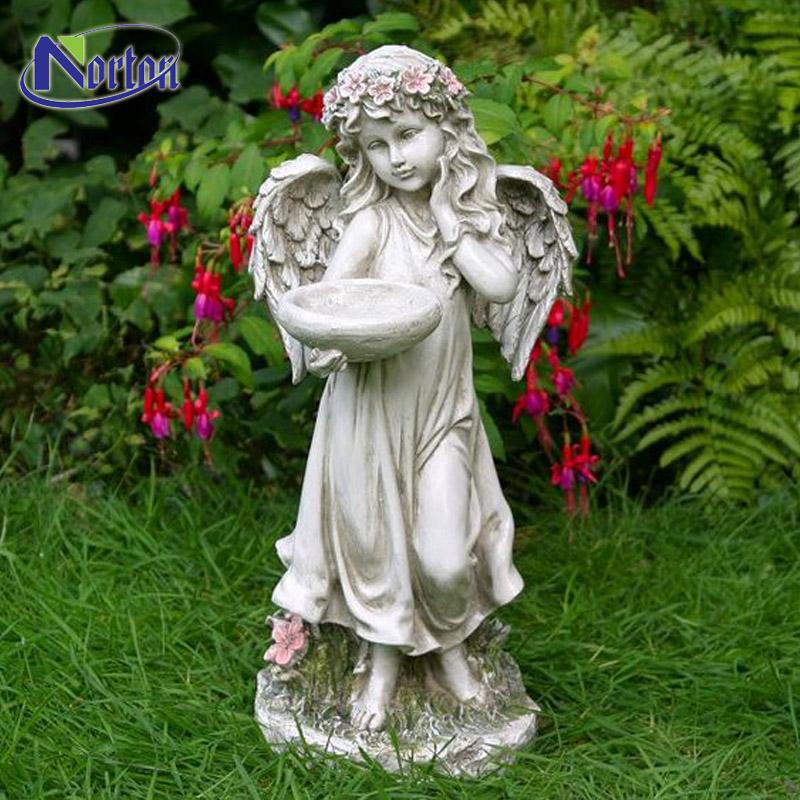 Decoration De Jardin Moderne Petite Fille Statue Petite Pierre Sculpture D Ange En Marbre Ntbs T004 Buy Sculpture D Ange En Marbre Petite Fille