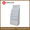 cardboard display rack for grocery beverage display, grocery beverage display rack