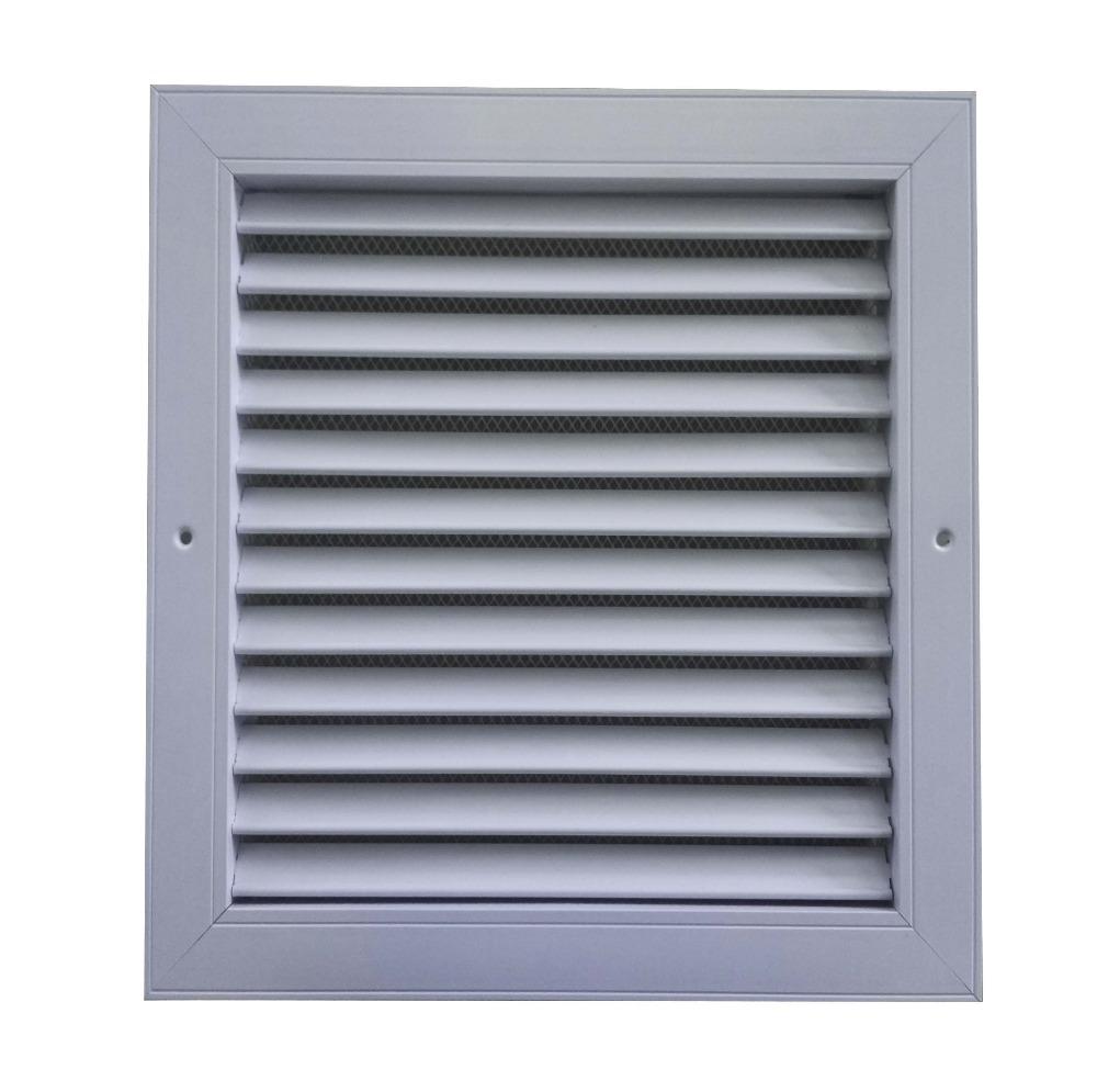 Bathroom Vent Grill: Hvac Ventilation Fixed Type Bathroom Exhaust Fan Return