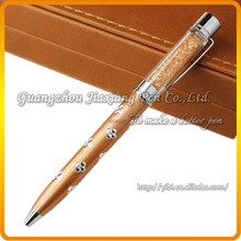 office jewelled crystal bling ballpoint pen for promotion for lady JDB-C287
