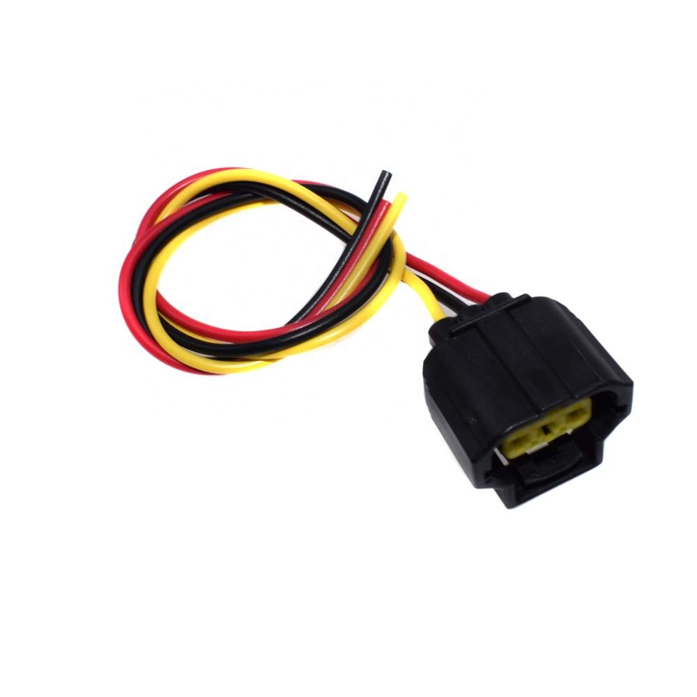 Michigan Motorsports Alternator Connector 3 Wire Plug Fitment for Ford Mustang 1995 thru 2005