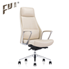 european morden counter ergonomic pu leather high back executive swivel office chair with wheels sale