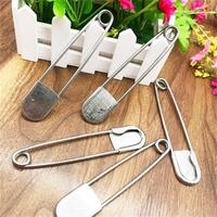 Wholesale Stainless Steel Pin Large Safety Pin 127mm Laundry Dry Cleaner Special Pin