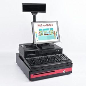 Hardware custom portable windows pos for barber s/for shop/for salon