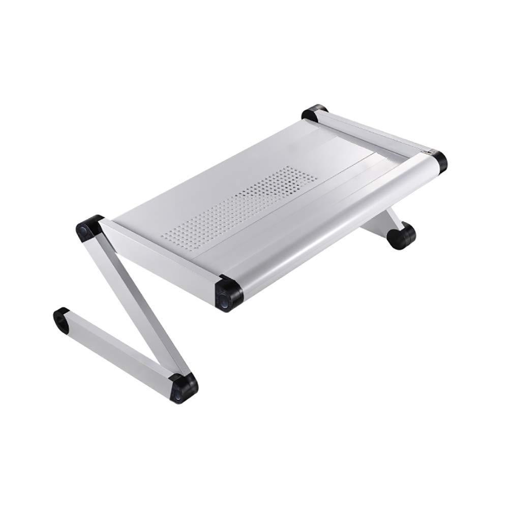 WENJUN Foldable Laptop Desk Portable Laptop Desk Folding PC Desk Bed Sofa Laptop Ergonomic Laptop Table Desk Breakfast Bed Tray Book Holder