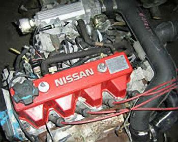 Jdm used engine for car nissan e15 turbo sunny sentra for Nissan motor finance login
