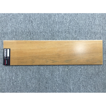 Wooden Tiles Desh Wood Print Design Ceramic Floor Tile 15x60