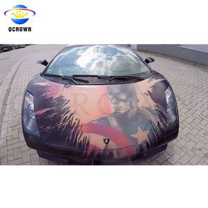 Thermochromic pigment color change with temperature powder for car paint