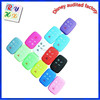 Customized cheap silicone car key protective cover , silicone car key cases