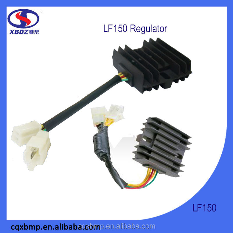 LF100 Scooter Regulator Rectifier/ Cheap Chinese Motorcycles Voltage Regulator Rectifier Price