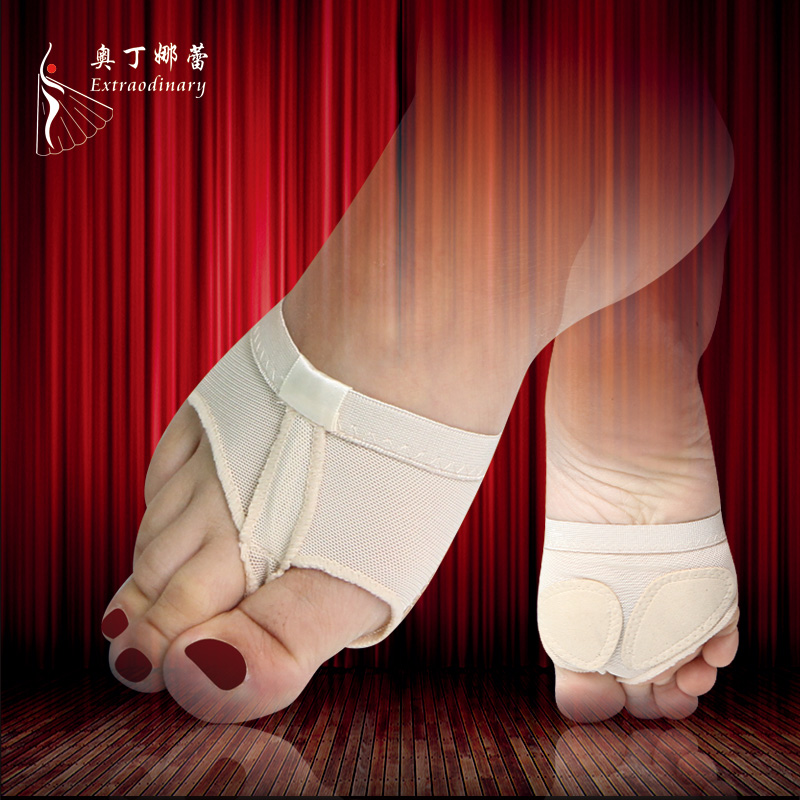 ballet silicone toe pad thongs