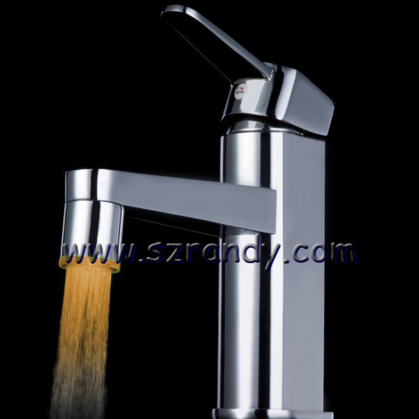 LD8002-A3 Single color led faucet light--christmas gift <strong>promotion</strong>