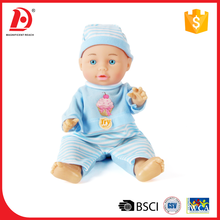Baby Blue silicone reborn dolls for kids