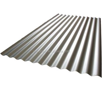 Aluminium Zinc Roofing Sheets,55% Al-zn Aluminum Zinc Corrugated ...