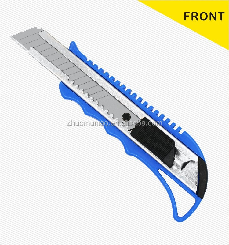 Free Sample Hand Tools Paper Cutter Knife Utility Knife