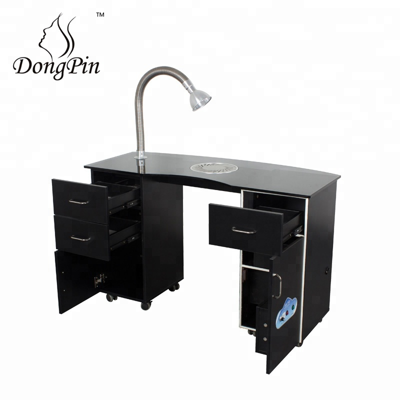 nail bar table manicure stations, View table manicure, DONGPIN ...