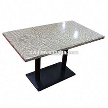 Chinese cheap Dinning Table And Chair restaurant furniture