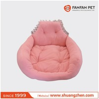 Dog sofa pet bed china manufacturing decorative dog kennel indoor