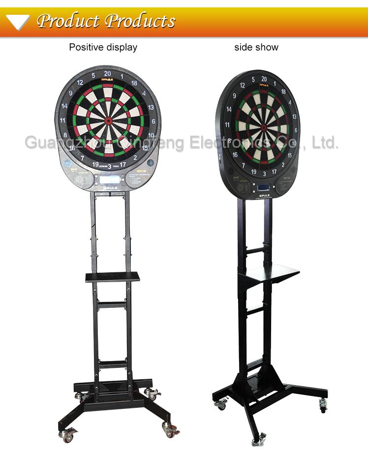target shooting vs phoenix dart game machine inflatable dart board for family