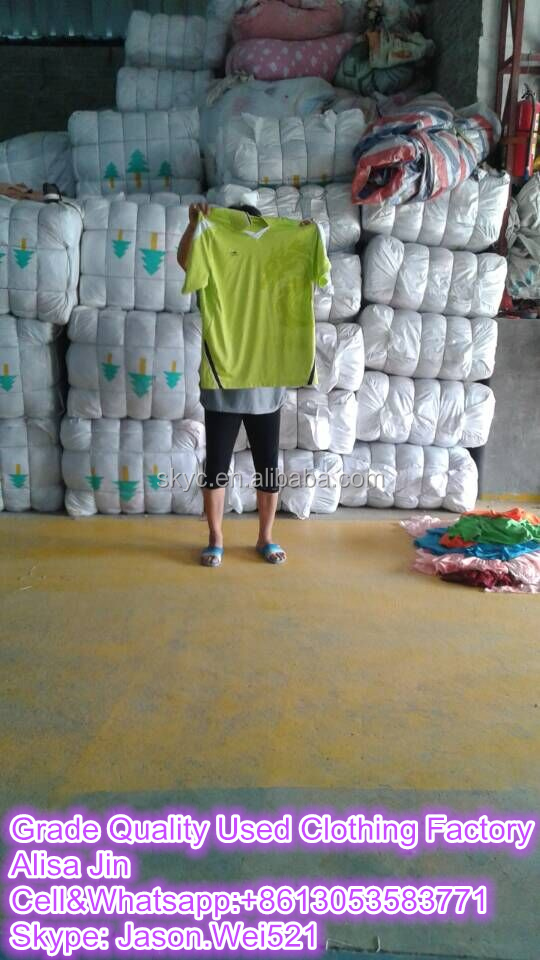 top used clothing MEN T SHIRT sizess CHILDREN LONG PANTS factory bulk wholesale China LADY UNDER WEAR PANT