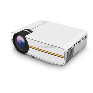 2019 trading product Portable LED Projector Cinema Theater PC Laptop USB SD AV/HDMI Input Mini Pocket Projector