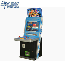 EPARK Commerciële vechtmachine <span class=keywords><strong>doos</strong></span> Arcade 22 LCD Arcade Kast Video Game 100 in 1 machine muntautomaat game machine