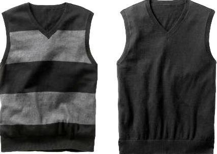 Solid \u0026 Stripe Sleeveless Sweater Vest , Buy Sweater,Ladies\u0027 Vest,Men\u0027s  Vest Product on Alibaba.com
