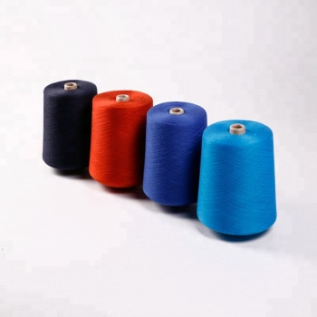 12s dyed polyester yarn