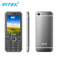 Wholesale Alibaba Metal Frame 2.8inch very slim No Brand chinaese new gsm mobile phone