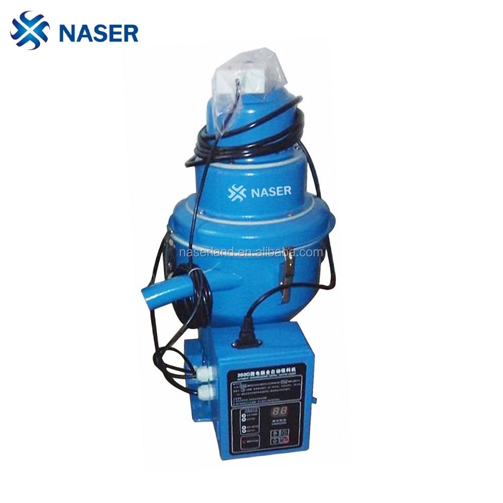 全自動真空プラスチックホッパーペレット自動ローダー/シングルタイプ自動供給機