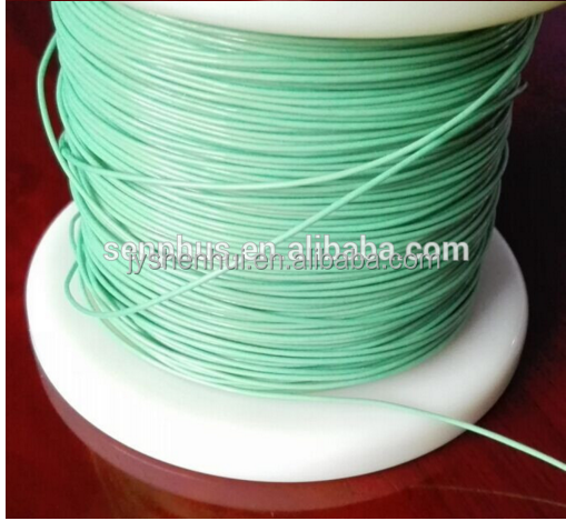 Polyurethane auto seat enameled heating wire
