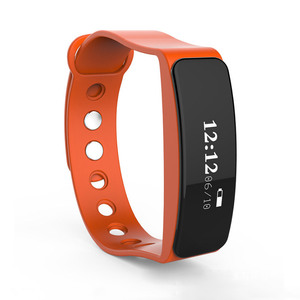 Smart Bracelet Activity Fitness Tracker Watches Heart Rate Monitoring Pulse Wristband IP66 Waterproof Smart Bracelet