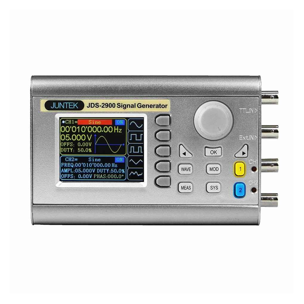 Cheap Frequency Meter Circuit Diagram Find Ac Wattmeter With Power Line Get Quotations Minzhi Dds Signal Generator Counter Arbitray Waveform Pulse Short Protection