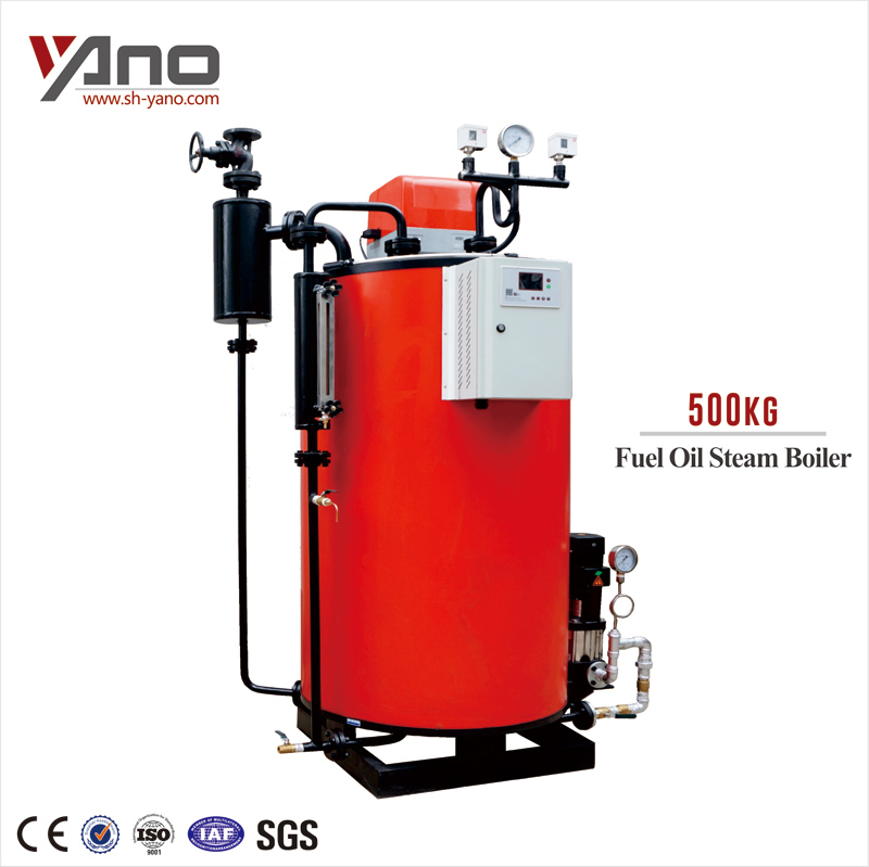 Food Industry 6-120KW 35-1000KG/H Boiled Pork Quality Chinese Boiler