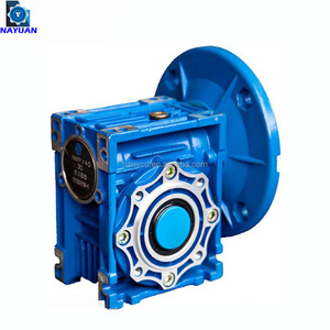 NRV F 030 15:1 FA spur gear motor speed reducer for electric bicycle