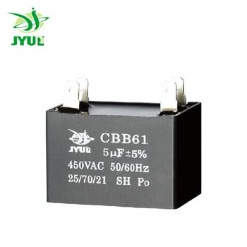 Cbb61 Kondensator Generator Fan Kondensator 3.5uf - Buy Cbb61 ...