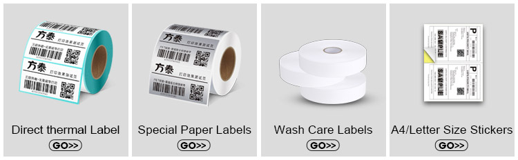 OEM healthcare bottle labels healthcare packing self adhesive medical label sticker for hospital