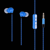 Cheap glowing in the dark stereo 3.5mm best headphones
