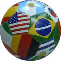 cheap world cup country flag soccer ball,32 country flag soccer ball